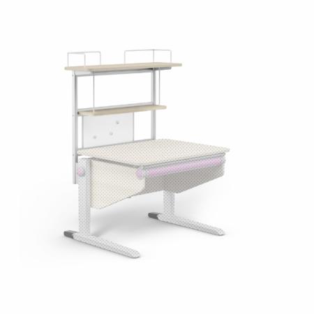 Flex Deck Winner Compact Ahorn-Weiß